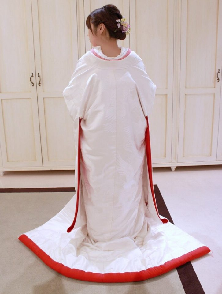和装ー白無垢ーFiore Bianca