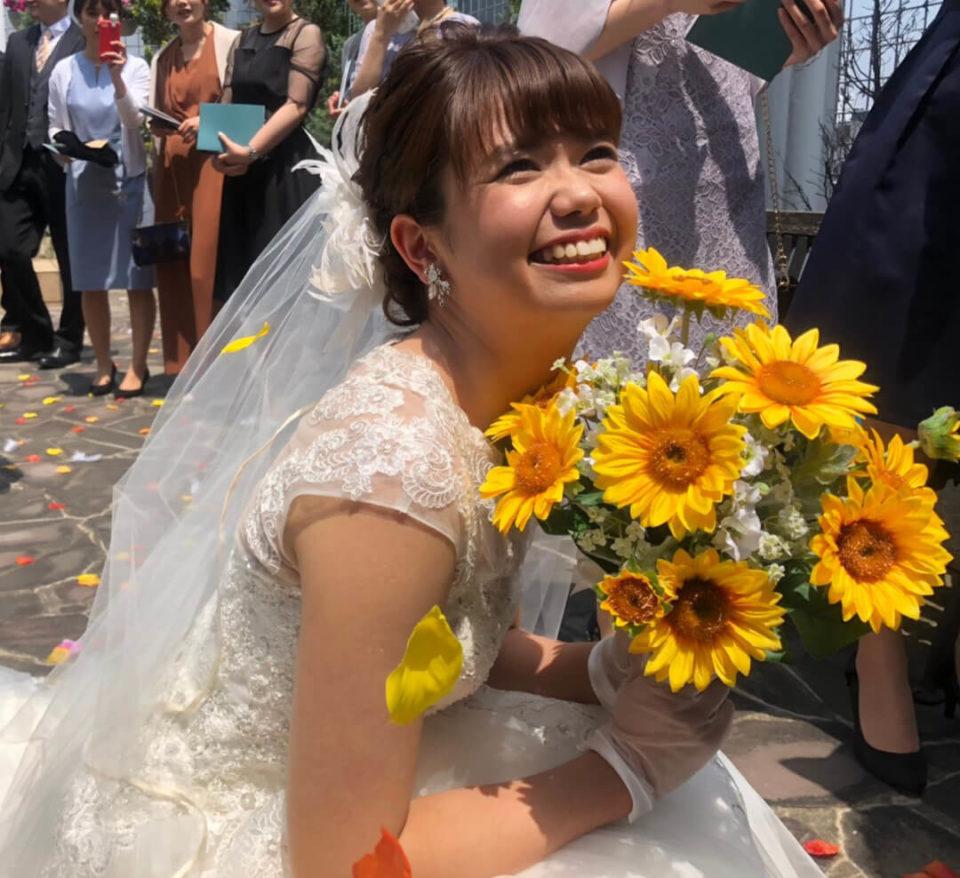 ENZOANI(エンゾアニ)Aラインウェディングドレス