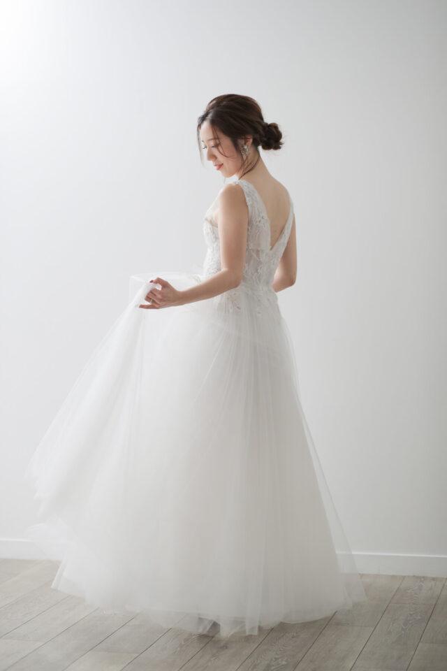 JUNO(ジュノ)で取り扱っているMARCHESA(マルケーザ)のウェディングドレス