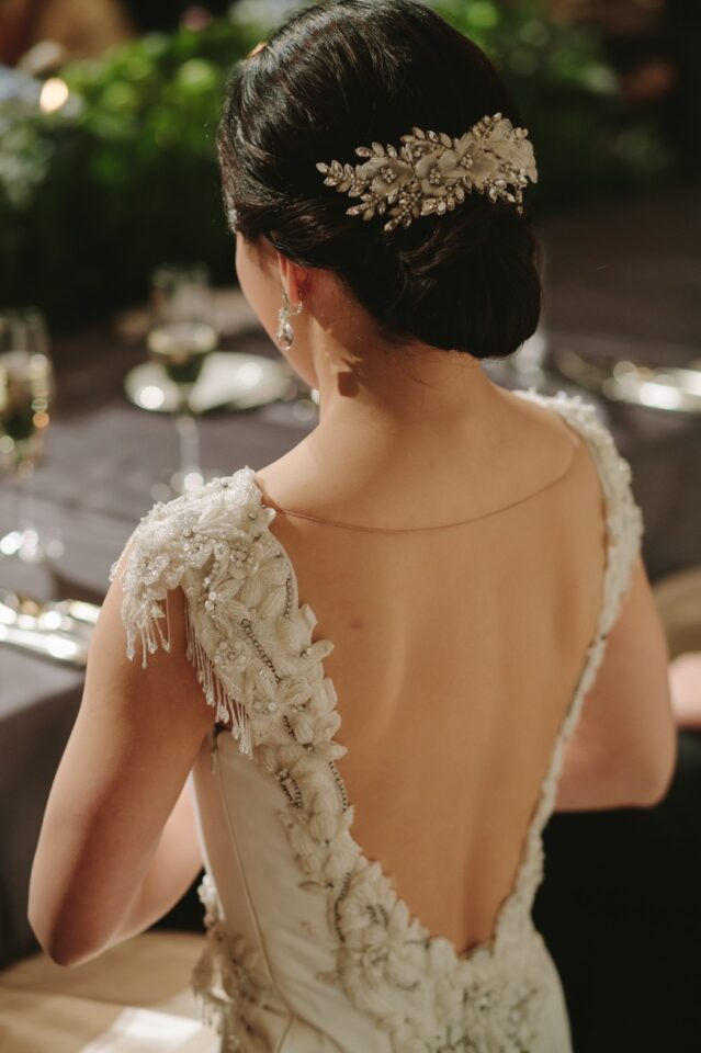 ROSA CLARA(ロサクララ) マーメイドドレス クレープ素材