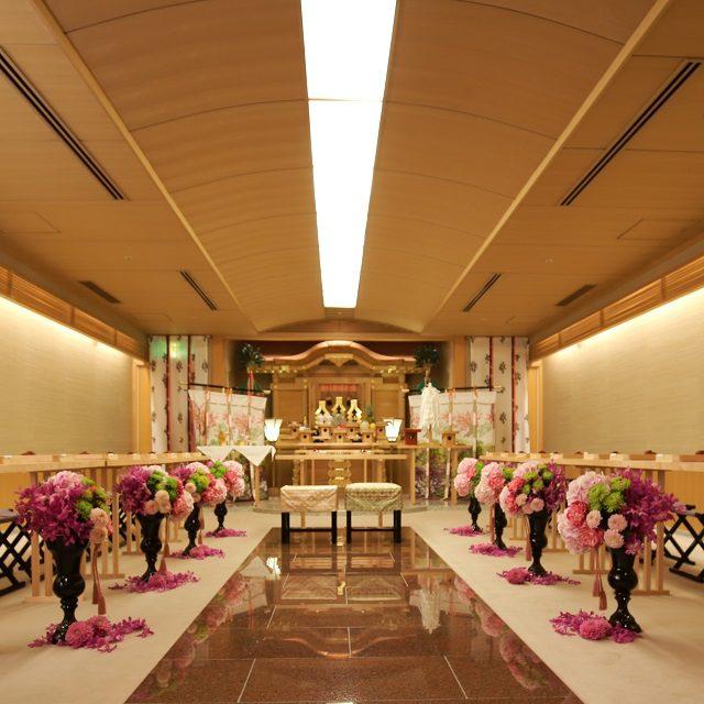 ホテル日航福岡 神前挙式
