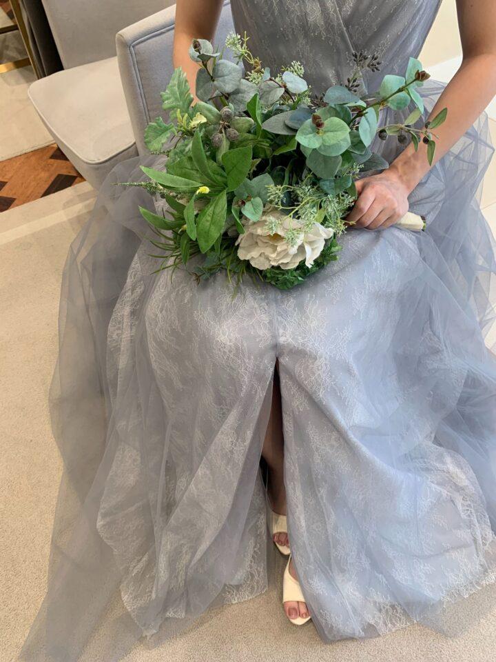 Leaf for Brides(リーフフォーブライズ) ニュアンスカラー リボンモチーフ