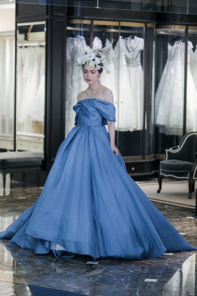 ドレスショップJUNO(ジュノ)のANTONIO RIVA(アントニオリーヴァー)を着用した花嫁さま/Dresses