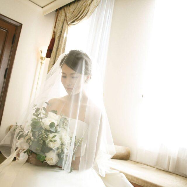 ホテル日航福岡 CHAPEL PRIERE チャペルプリエール ウェディングフォト