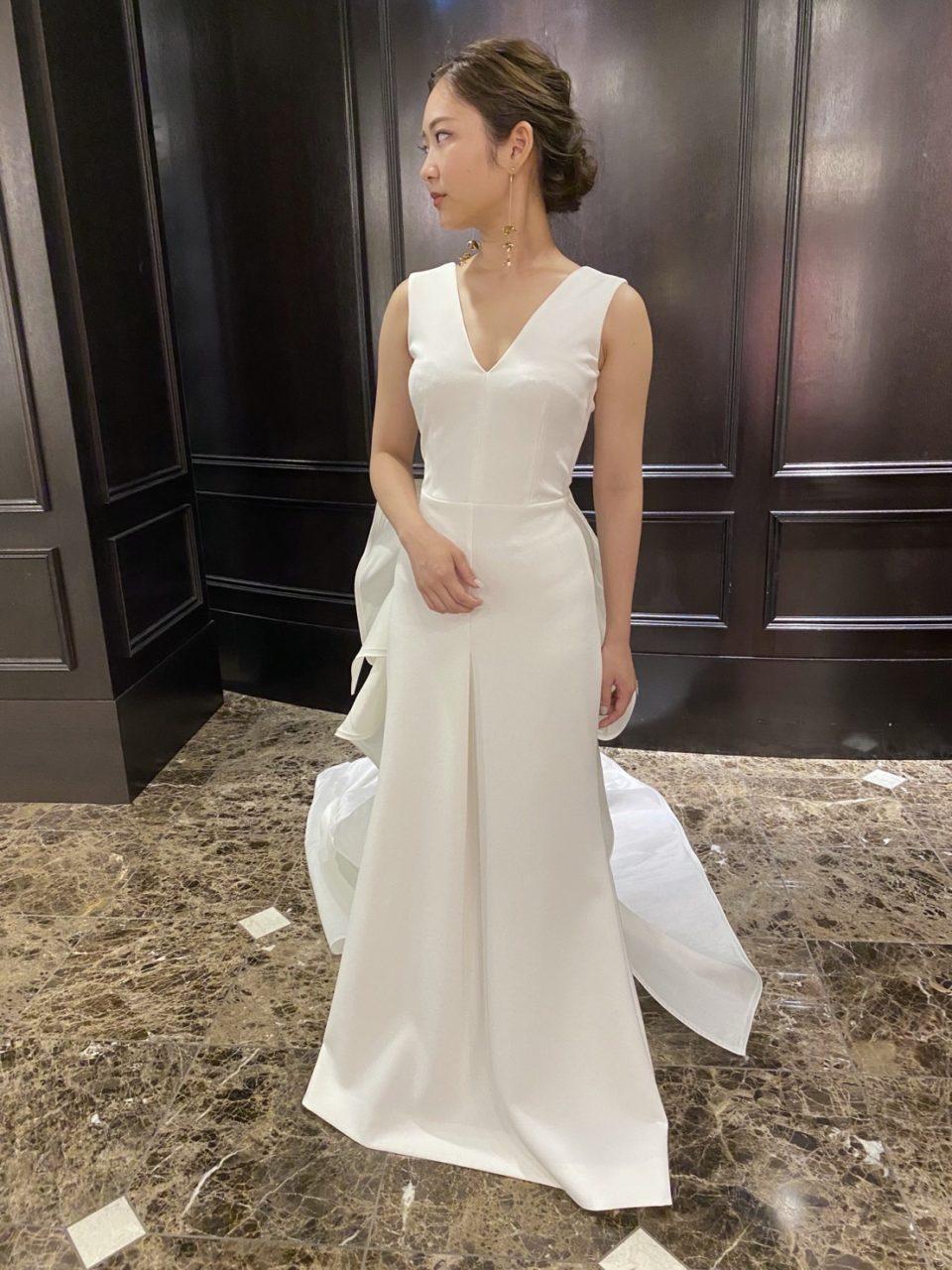 ANTONIO RIVA(アントニオリーヴァ) マーメイドドレス DEBORA