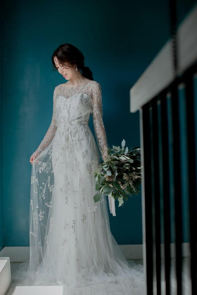ドレスショップJUNO(ジュノ)のKENNETH POOL(ケネスプール)のウェディングドレス/Dresses