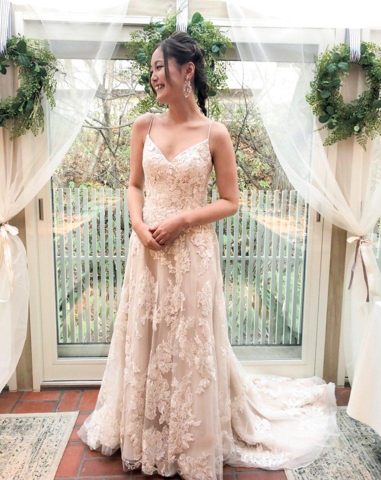【新作ドレス】KELLY FAETANINI(ケリーファッタニーニ)のスレンダードレス