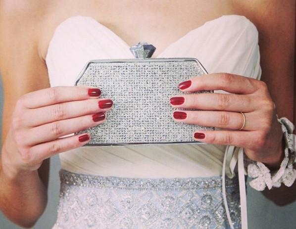 フランス人のプレ花嫁に人気なブライダルネイル
