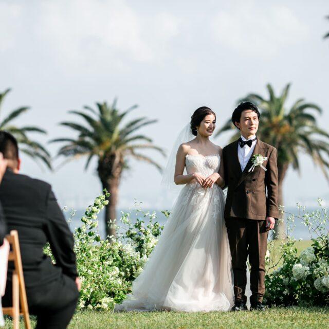 ルイガンズ 福岡 結婚式 リゾートウェディング ガーデンウェディング