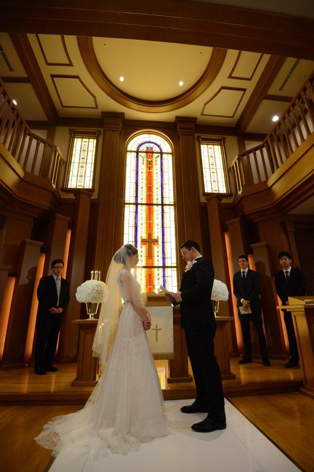 Wedding Report【帝国ホテル】Celestina Agostino(セレスティーナアゴスティーノ)
