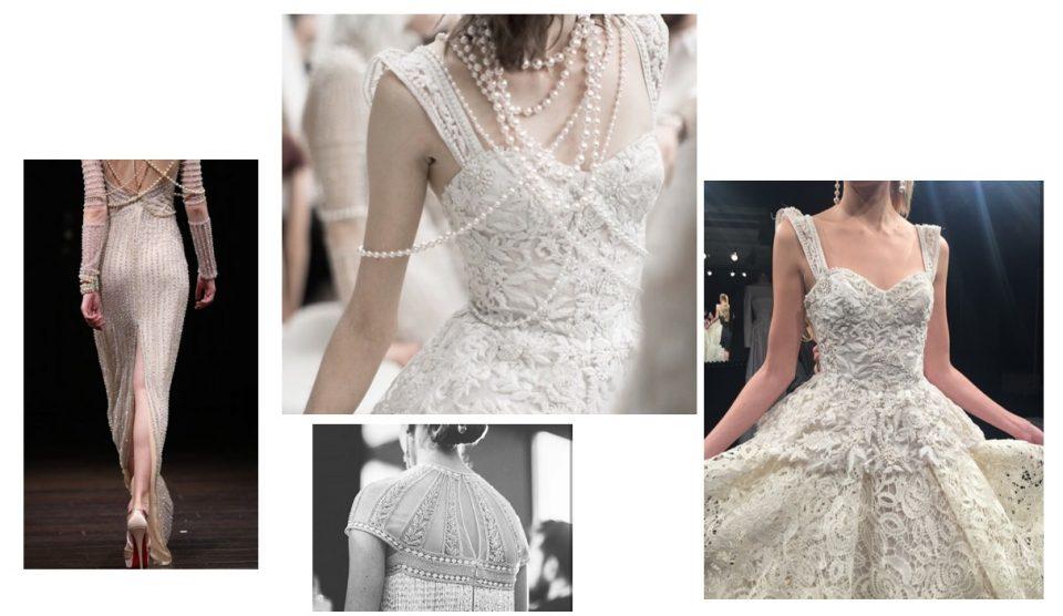 モダンな花嫁さんになりましょう!ファッションショーから学ぶ10個の最新アイデア