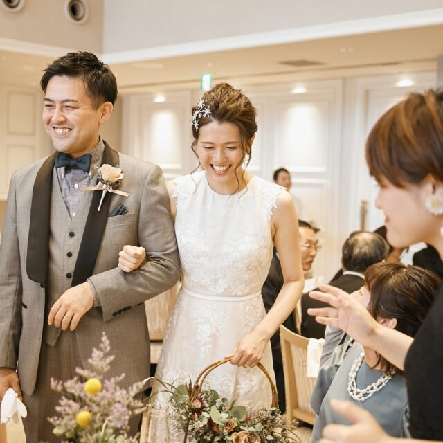QUANTIC(クアンティック) ORIENTAL WIND ウェディングドレス 披露宴