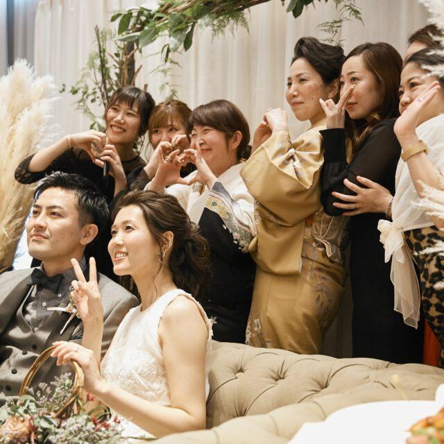 QUANTIC(クアンティック) ORIENTAL WIND 写真撮影 披露宴