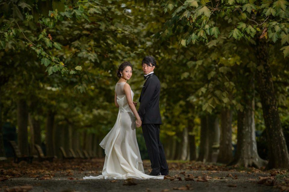 アートのような写真を残したい!大人花嫁におすすめのフォトウェディング