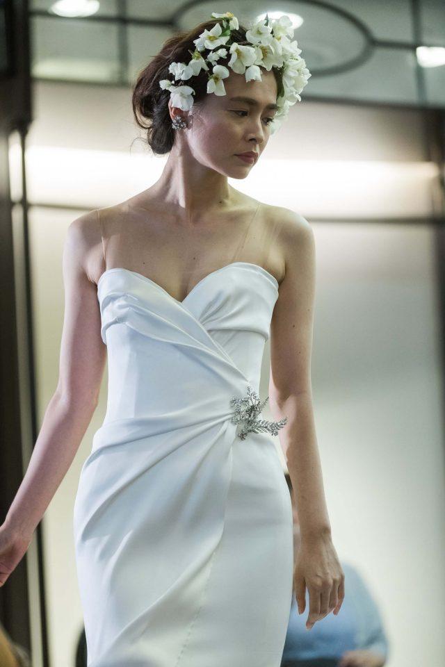 14ae85414bde9 大人花嫁さま必見!30代のウェディングドレスの似合う選び方 ...