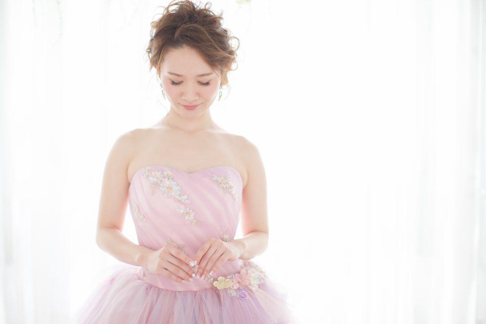 新郎が新婦に着て欲しいカラードレスの色は??