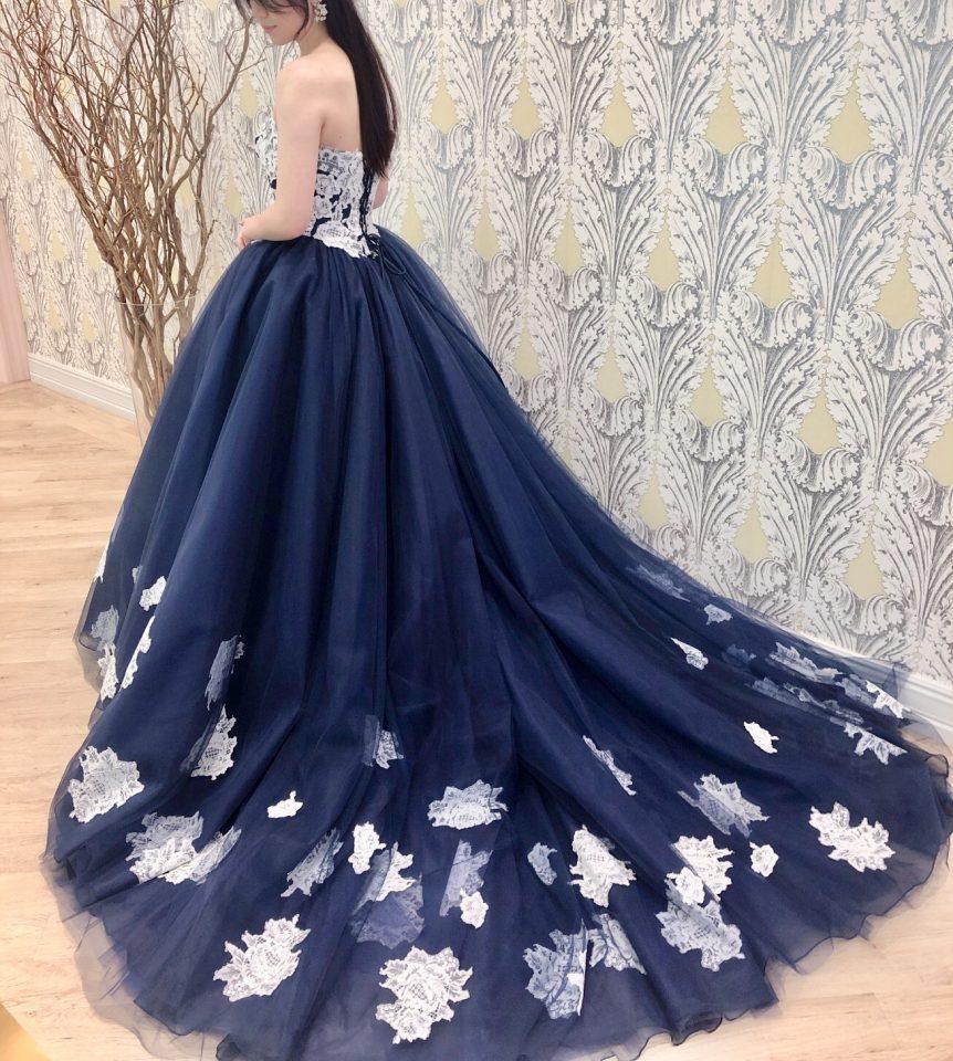 Fiore Bianca(フィオーレビアンカ)オリジナルカラードレスのご紹介