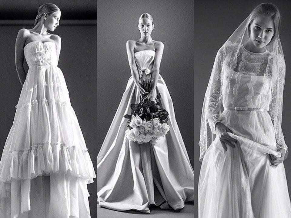大人気のフレンチデザイナーCelestina Agostinoのドレスの魅力