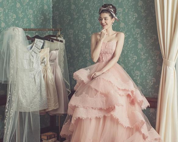 憧れのウェディングドレス♡なりたいイメージで選びませんか?