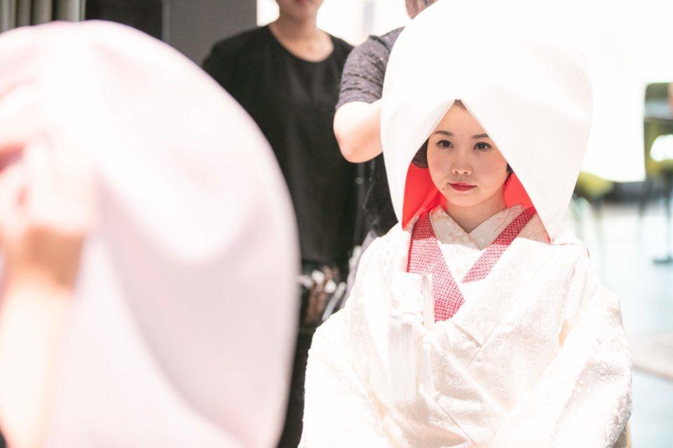 北海道神宮・花嫁様