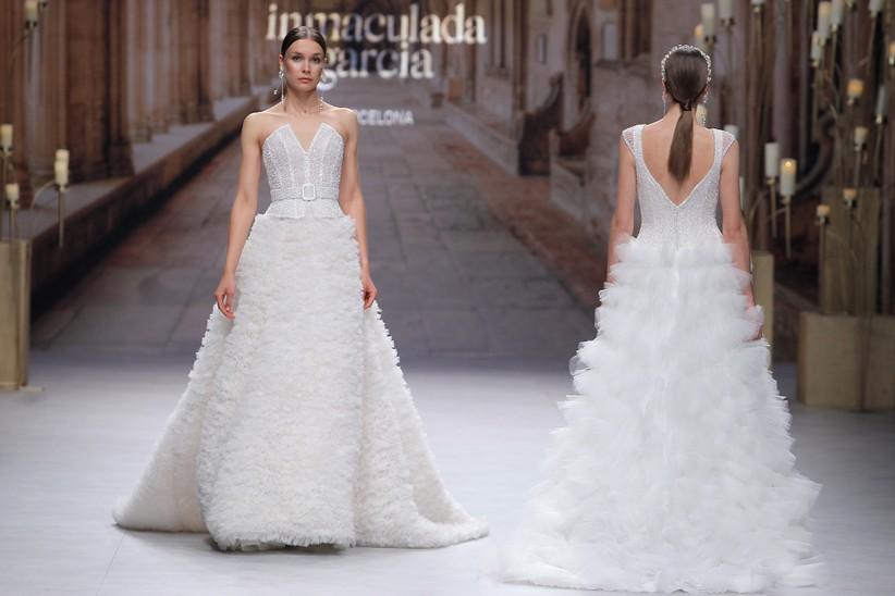 Inmaculada Garcia(インマクラーダ)の新コレクションに注目!時代遅れにならない美しいドレス