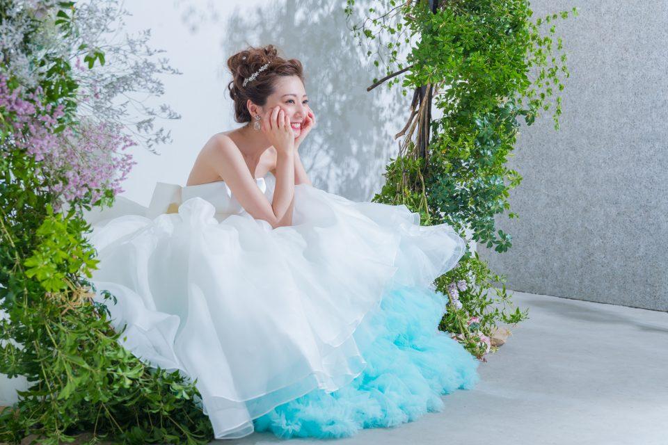 なりたいシルエットになる為の必須アイテム!ウェディングドレスを綺麗に見せるパニエの選び方