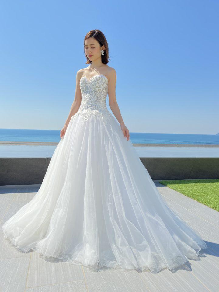 ウェディングドレス Francesca Miranda THE SWEET COLLECTION by JUNO