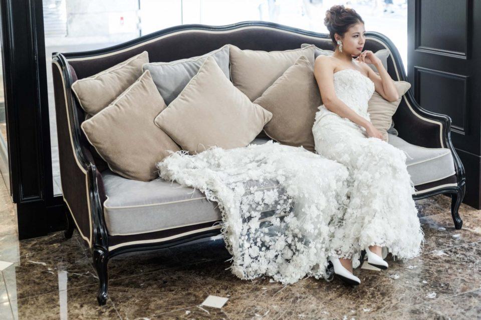 マーメイドドレス01