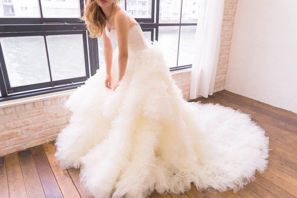ENZOANI(エンゾアニ)のドレスで叶える憧れのプリンセススタイル