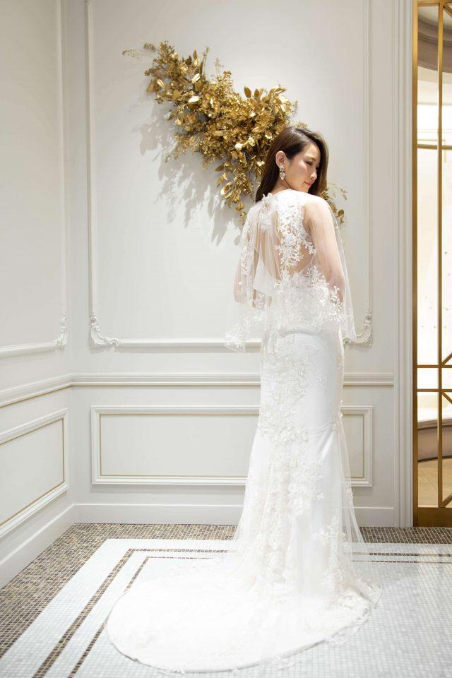 ウェディングドレス スレンダーライン Elizabeth Fillmore(エリザベスフィルモア)